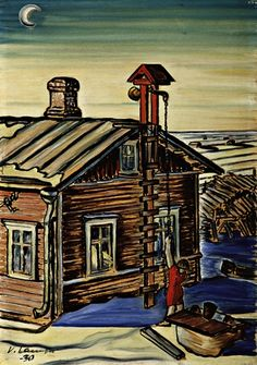 VILHO LAMPI Vellikello (1930)