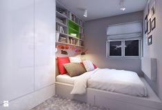 Sypialnia styl Skandynawski Sypialnia - zdjęcie od Finchstudio Architektura Wnętrz