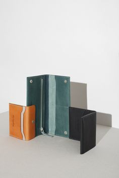 New season AW14 Small Leather goods from Ally Capellino: www.allycapellino.co.uk/small-leather-goods