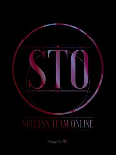 Draft Logo Design...  For STO Success Team Online...    Design by NogginSp•t . www.facebook.com/nogginspot nogginspot@mail.com