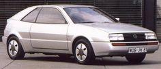 OG | 1988 Volkswagen / VW Corrado | Prototype wearing a Scirocco Badge