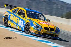Turner Motorsport GRAND-AM Road Racing Rolex GT Forgeline BMW GA3R