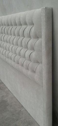 Bed Headboard Design, Bedroom Furniture Design, Master Bedroom Design, Headboards For Beds, Bedroom Decor, Bedroom Rustic, Bedroom Vintage, Cozy Bedroom, Bedroom Apartment