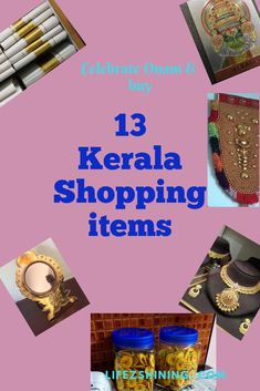 13 Kerala shopping items - buy from God's own country. Pure Coconut Oil, Coconut Shell, Cashew Tree, Kovalam, Cash Crop, States Of India, London Underground, New York Travel