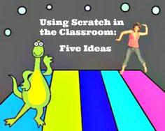 Using Scratch in the Classroom: Five Ideas http://www.educationworld.com/a_tech/scratch-programming-classroom-activity-ideas.shtml #EdTech