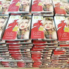 """Unsere Kunden Zeitschrift """"Beauty Talks"""" sind eingetroffen! Wir freuen uns auf Sie x"""