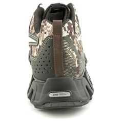 3cc574d9e42073 ... FREE Shipping Exchanges Shoebuy.com Reebok ZigWild TR 2 Mens Brown Mesh  Running Shoes UK 8.5 ...