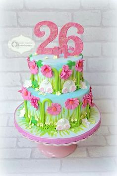 ~ Perfect for an Easter Cake Party ~