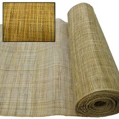 Abaca Cloth comes in a burlap-styled island weave roll that measures 2 feet in width and 33 feet in length. Each roll has a total of 11 yards of banana bark burlap material to work with. Our Abaca Cloth is made from eco-friendly banana bark that has be Ceiling Panels, Ceiling Tiles, Bamboo Ceiling, Lawn And Landscape, Pallet Fence, Pallet Patio, Tiki Room, Bamboo Fence, Tropical Decor