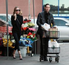 This is how you dress to grocery shop #katebosworth