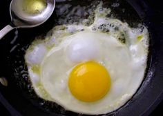 You'll Never Fry an Egg the Same Way Again