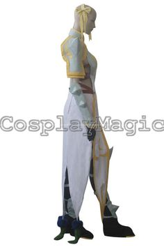 Fairy Tail Erza Scarlet Lightning Empress Armor Cosplay Costumes