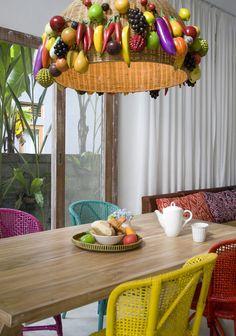 Ely's light-filled villa in Bali