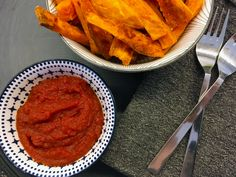 Histamine Friendly Carrot Ketchup