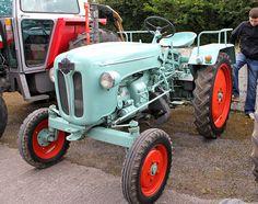 Vinatge Kramer Tractor