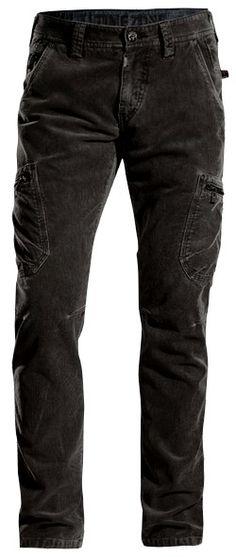 Timezone Pants Luka-washed black