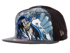 "DC COMICS x NEW ERA ""Hero Break Out"" 9Fifty Snapback Cap"