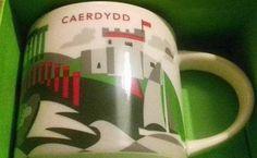 Cardiff/Caerdydd | YOU ARE HERE SERIES | Starbucks City Mugs
