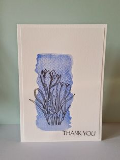 Crafty Flossie: Floral Note Cards