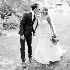 great vancouver wedding // Sweetest kisses on a wedding day!  by @adrian_michael  I'm excited to share that I was chosen for a Couple's Choice Award for Wedding Planning through WeddingWire! It's an award that would not have been possible without the kind reviews and support from my 2015 clients. Thanks to everyone for your love and encouragement this past year! ❤️ by @jodimarieevents  #vancouverwedding #vancouverwedding