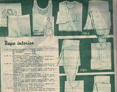 Regalos para el Padre Friolero en 1951