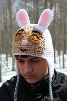 League of Legends Inspired Cottontail Teemo by Crochetri on Etsy