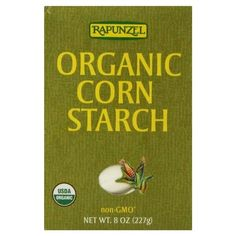 Rapunzel Organic Corn Starch - Case Of 6 - 8 Oz. Country of origin : Austria Organic : Yes Size : 8 OZ Pack of : 6 Product Selling Unit : case Diy Deodorant, Homemade Natural Deodorant, Deodorant Recipes, Homemade Soaps, Soap Recipes, Tea Tree Essential Oil, Organic Essential Oils, Best Essential Oils, Organic Brand