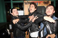 ▲ 30 Seconds to Mars ▲  Tomo, Jared & Shannon