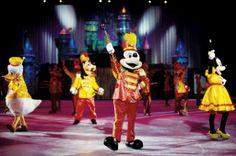 """Si viven en el Sur de California, les recuerdo que tenemos que llegara muy pronto """"Disney On Ice celebrates 100 Years of Magic"""""""