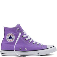 Chuck Taylor All Star Fresh Colors Frozen Lilac frozen lilac