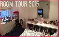 Room Tour 2015 + I CUT MY HAIR| Asia Jade