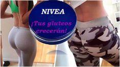 Cómo aumentar los glúteos rápidamente SIN CIRUGÍA con crema NIVEA