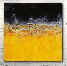ART- Original Abstract painting Contemporary Textured Acrylic Painting on Canvas by Heuchlow FREE SHIPPING