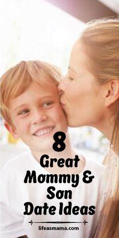 8 Great Mommy-Son Date Ideas