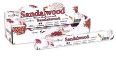 Stamford Sandalwood Incense Sticks:  20 Sticks per Pack Made in India Use for Prayers or Pleasure A great alternative to Fragrance Oils or Candles Premium Quality
