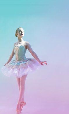 Elle Fanning (pinned more for the ballet aspect)