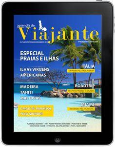 Quarta Edição da Revista Eletrônica Aprendiz de Viajante