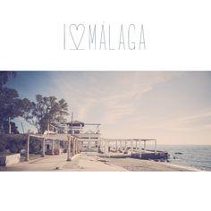 I <3 Málaga  #Summer #beach #sun #Málaga