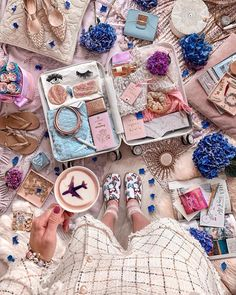 BEGINNING OF A WHOLE NEW ✈️🧳 ⠀ Missing my luggage flatlay pics! New travel flatlay = new adventures of course) ⠀ Do you see butterflies… Travel Flatlay, Flat Lay Photography, Best Friend Pictures, New Travel, Travel Packing, Travel Aesthetic, New Adventures, Aesthetic Pictures, Cute Wallpapers