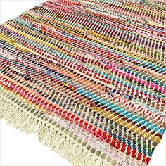 Indian Rag Rug Bohemian Decor, Boho, Cool Things To Buy, Area Rugs, Indian, Colorful, Bohemian Decorating, Cool Stuff To Buy, Rugs