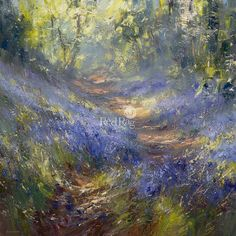 Rex Preston-Pathway Through The Woods
