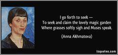 Anna Akhmatova (1889-1966)