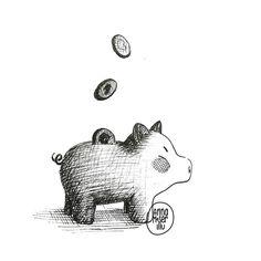 Gorgeous! shared by annamoserillu #madewithpaper #enclavedepod (o) http://ift.tt/1ZqKQkT. Coins #365doodleswithjohannafritz @byjohannafritz klein Vieh macht auch mit. Immer wieder stecke ich die eine oder andere Münze in mein Sparschein dein ich hab ein paar Wünsche die man auch mit Geld kaufen kann. Meine wirklich großen Träume/Wünsche sind aber unbezahlbar. #coins