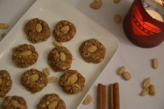 zdravé cukroví  ) Fitness, Muffin, Menu, Cookies, Breakfast, Desserts, Food, Rage, Menu Board Design