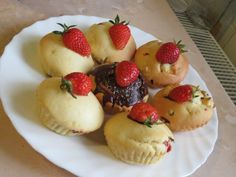 Epres muffin 30 perc alatt - Balkonada sütemény recept