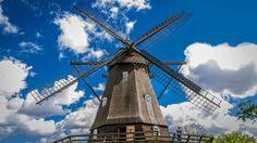 https://flic.kr/p/u1uDwi | Windmill in pension