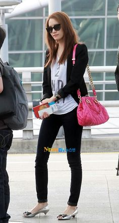 157 Best Yoona Airport Fashion Images Airport Style Airport