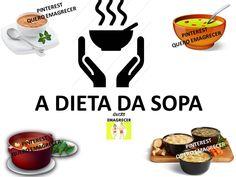 Você AMA SOPA ? Então vai amar emagrecer com essa dieta Aprenda e faça ! #culinária #dieta #emagrecimento #saudável #saúde #sopas #receita #receitas #emagrecer