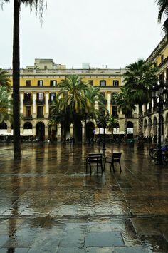 Barcelona | Plaça Reial