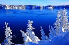 IMG_9122 Winter Delight, Crater Lake National Park by ThorsHammer94539 on Flickr.